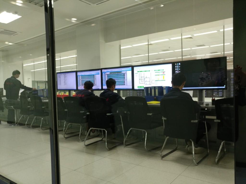 20180402 廣州河2号 Operating Centre